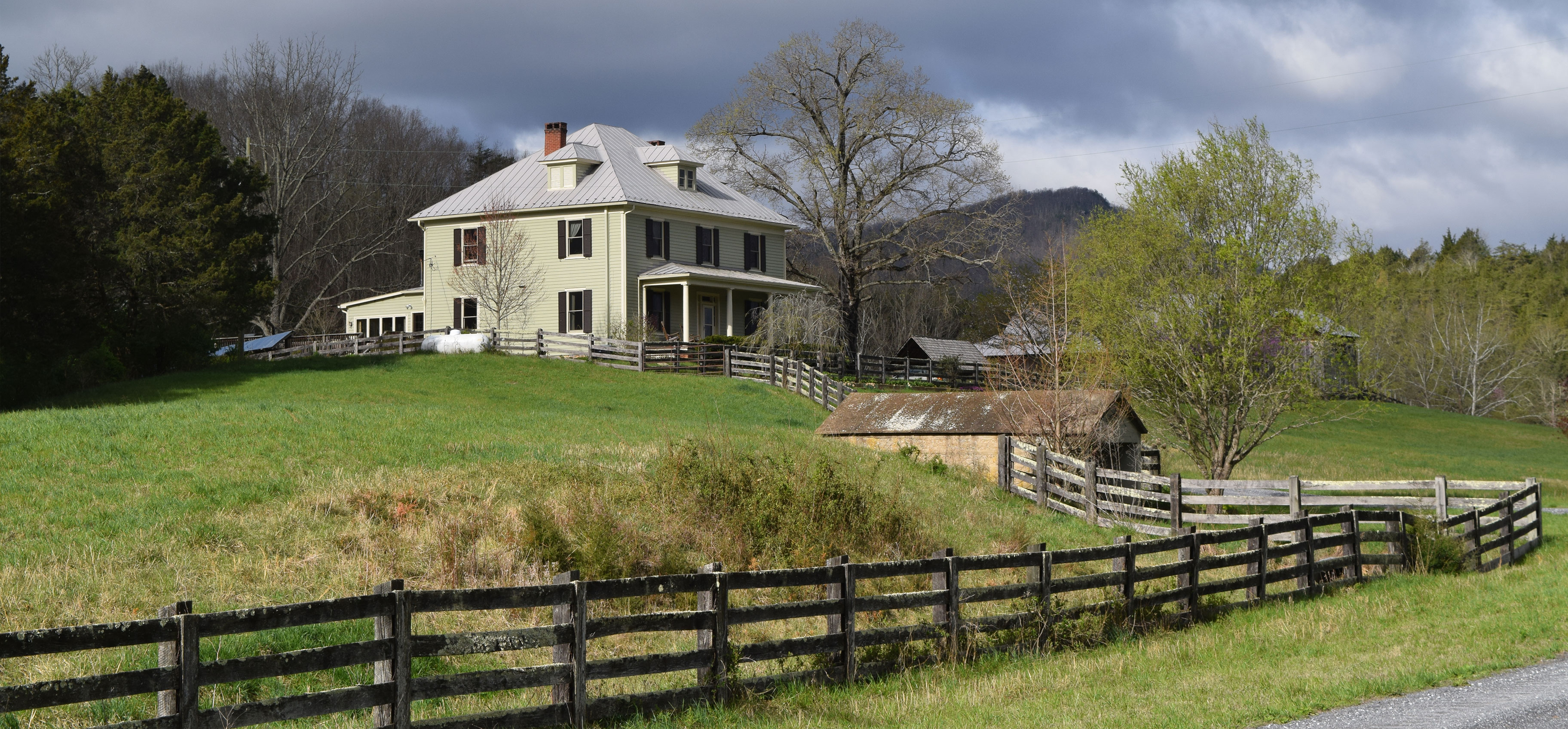 Buffalo Creek Boys School Rockbridge Lexington Virginia